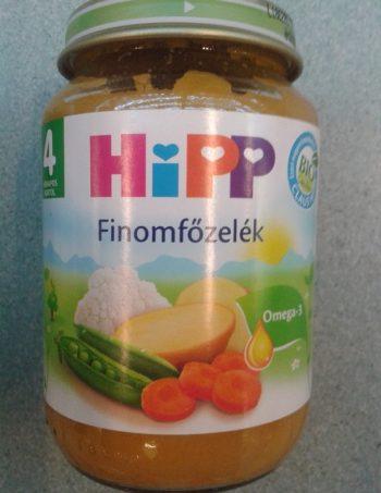 Hipp_Finomfozelek